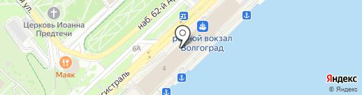 СОК на карте Волгограда