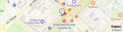 Show-room34 на карте Волгограда