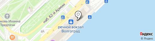 Dega на карте Волгограда