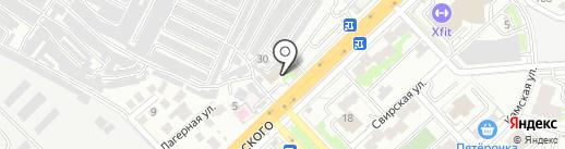 Shina.su на карте Волгограда