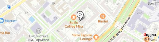 IQ007 на карте Волгограда