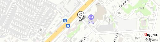 KING STAR на карте Волгограда