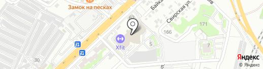 Европлан, ПАО на карте Волгограда