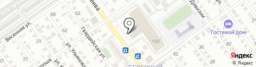 Билдснаб на карте Волгограда