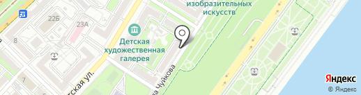 Pay. Travel на карте Волгограда