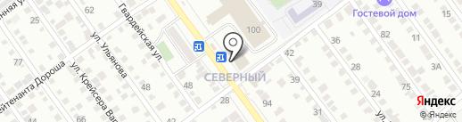 Магазин товаров для сада и огорода на карте Волгограда