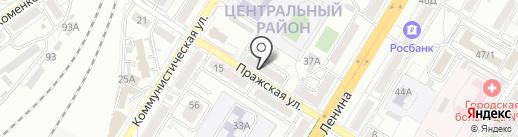 Вадим Декор на карте Волгограда