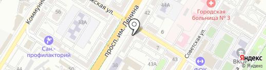 InStyle на карте Волгограда