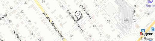 ГрузТрансЛогист на карте Волгограда