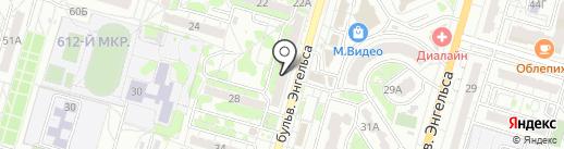 100 очков на карте Волгограда