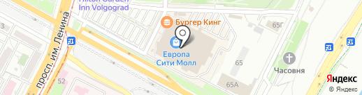 Призовой тир на карте Волгограда