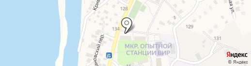 Адвокатский кабинет Ветрова Д.В. на карте Краснослободска