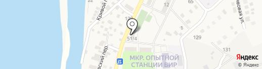 Фотосалон на карте Краснослободска