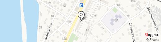 Магазин чая и табачных изделий на ул. Свердлова на карте Краснослободска
