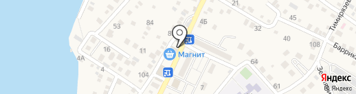Санёк на карте Краснослободска