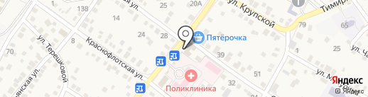 ОртоКомфорт на карте Краснослободска