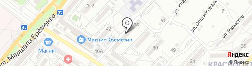 Экопросервис на карте Волгограда