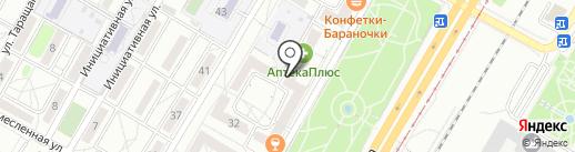 Ломбард Авто Капитал на карте Волгограда