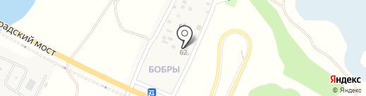 Продовольственный магазин на карте Краснослободска