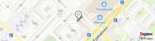 ЖилЭксперт на карте Волгограда
