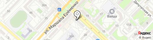 Ваш инструмент на карте Волгограда
