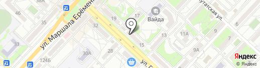 Рrazdnik-vlg на карте Волгограда