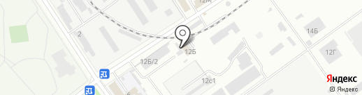 Югмет на карте Волгограда