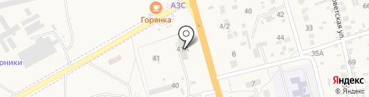 Торговая компания на карте Больших Чапурников