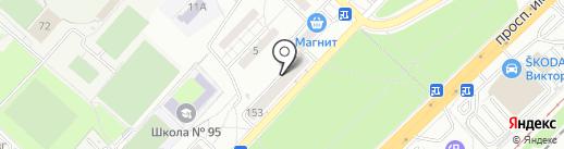 #МОЯЕДА на карте Волгограда
