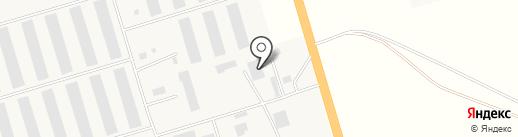 Фрегат-Юг на карте Больших Чапурников