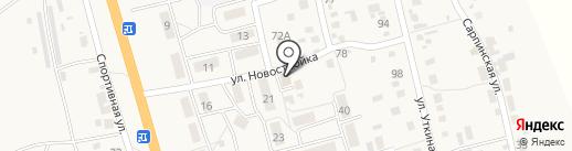 Торговый дом-СТ на карте Больших Чапурников