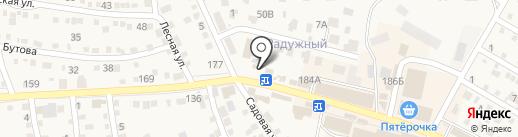 МеталлоПрофиль на карте Краснослободска