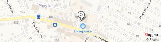 Фотоцентр на карте Краснослободска