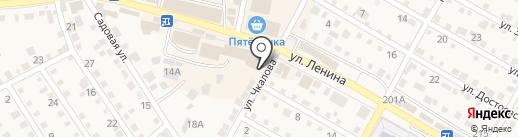 Окна и двери 34 на карте Краснослободска