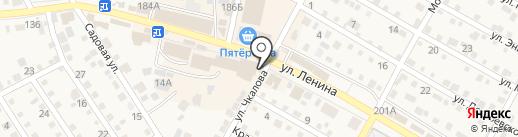 Ева на карте Краснослободска