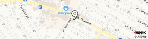 Комфорт на карте Краснослободска