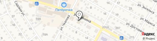 Мастер-Сантехник на карте Краснослободска