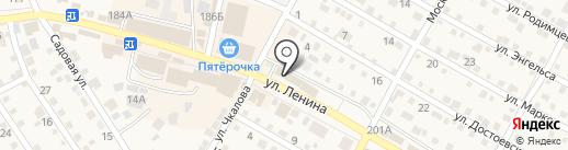 Аква системы на карте Краснослободска