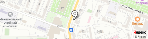 OZI на карте Волгограда