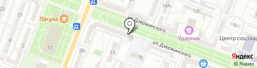 Реванш на карте Волгограда