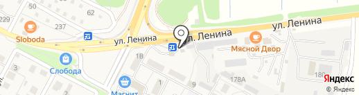 Гастрономчик на карте Краснослободска