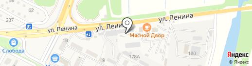 СтальКомплект на карте Краснослободска