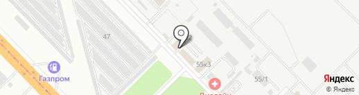 ЮСБ Консалт на карте Волгограда