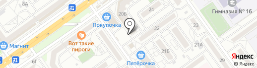 DS-AUTO на карте Волгограда