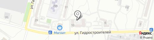 Дедал-Сервис на карте Волгограда