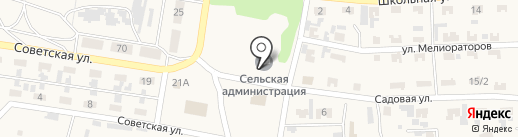 Администрация Клетского сельского поселения на карте Клетского