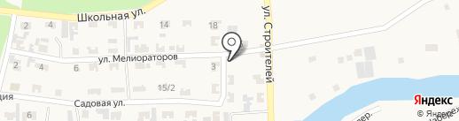 Хороший-М на карте Клетского