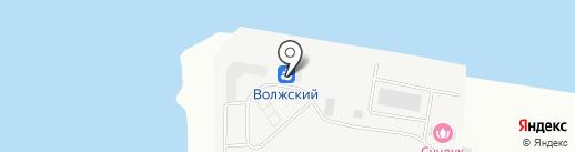 Экоспас на карте Волжского