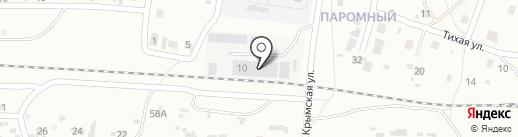 Реал на карте Волжского