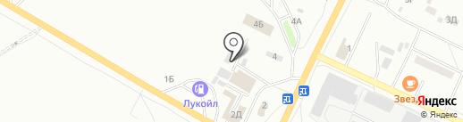 H2O на карте Волжского